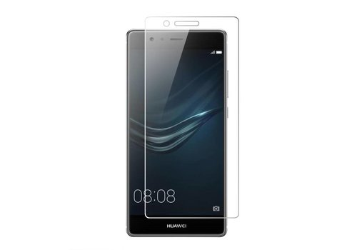 "Screenprotector Tempered Glass 9H (0.3MM) Huawei P9 (5.2"")"