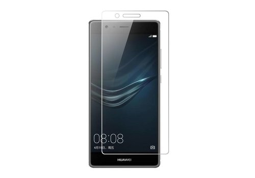 "Screenprotector Tempered Glass 9H (0.3MM) Huawei P9 Lite (5.2"")"