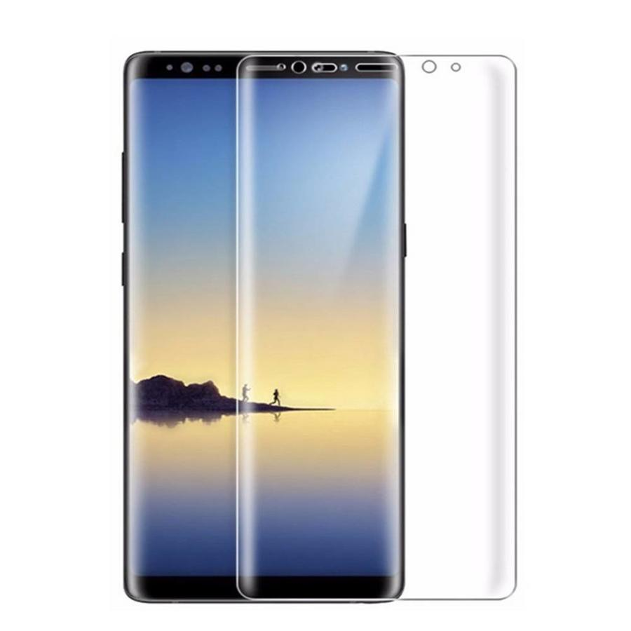 Screenprotector Curved voor Samsung Note 8
