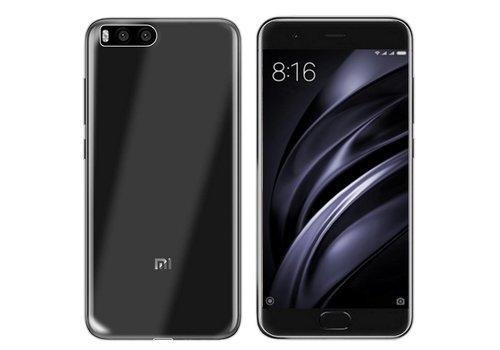 CoolSkin3T Xiaomi MI 6 Transparant Wit