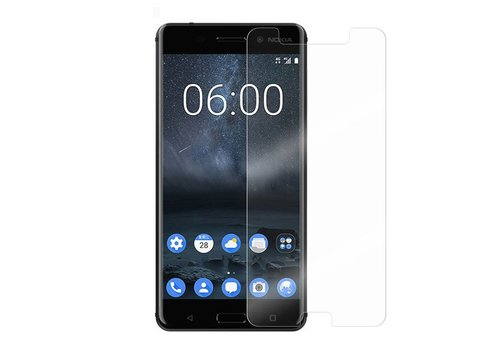 Screenprotector Tempered Glass 9H Nokia 6