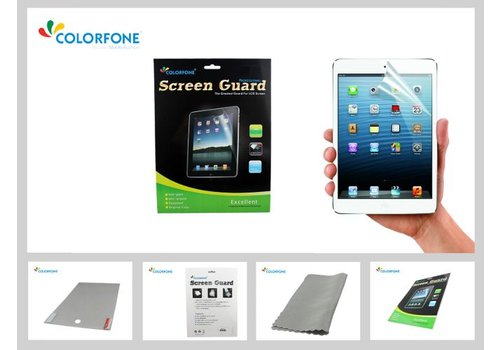 "Screenprotector Clear Note 10.1""(N8010) Transparant"