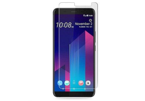 "Tempered Glass 9H (0.3MM) HTC U11+ (6.0"") Transparant"