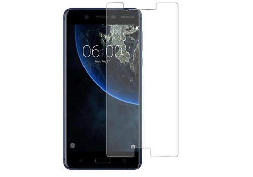 "Tempered Glass 9H (0.3MM) Nokia 5 (5.2"") Transparant"