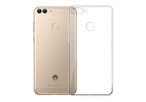CoolSkin3T Huawei P Smart Transparant Wit