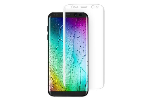 Screenprotector Curved Samsung S9 Plus