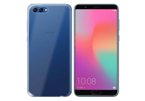 CoolSkin3T Huawei Honor View 10 in Transparant Wit