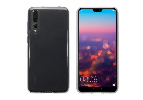 CoolSkin3T Huawei P20 Pro in Transparant Wit