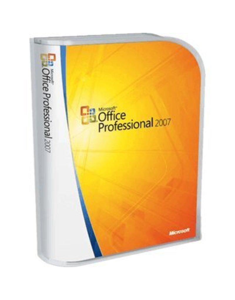 Microsoft Microsoft Office 2007 Professional Plus