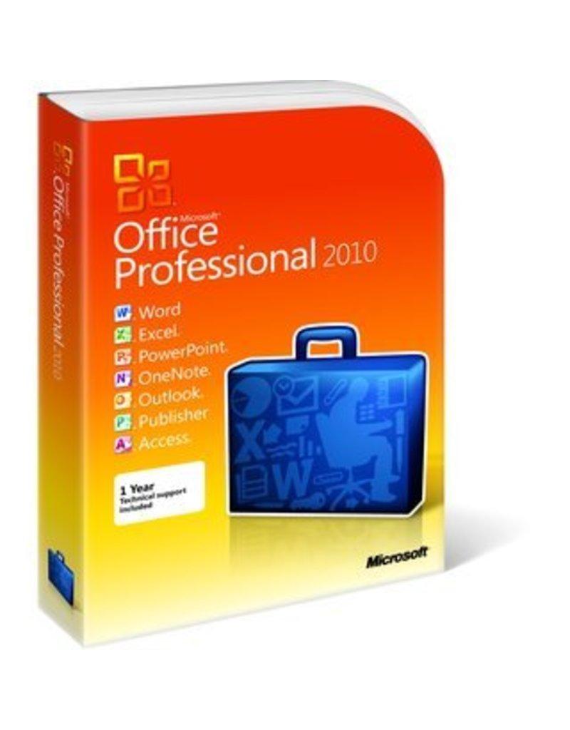 Microsoft Microsoft Office 2010 Professional Plus