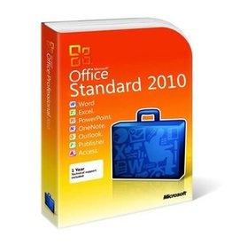 Microsoft Microsoft Office 2010 Standard
