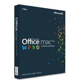 Microsoft Microsoft Office 2011 Standard für Mac