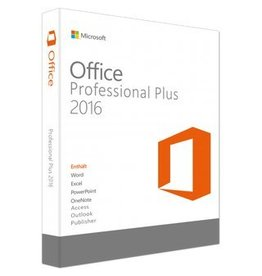 Microsoft Microsoft Office 2016 Professional Plus