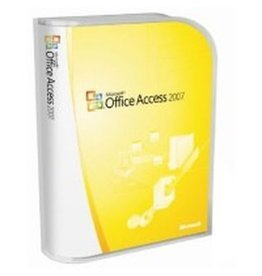 Microsoft Microsoft Office Access 2007