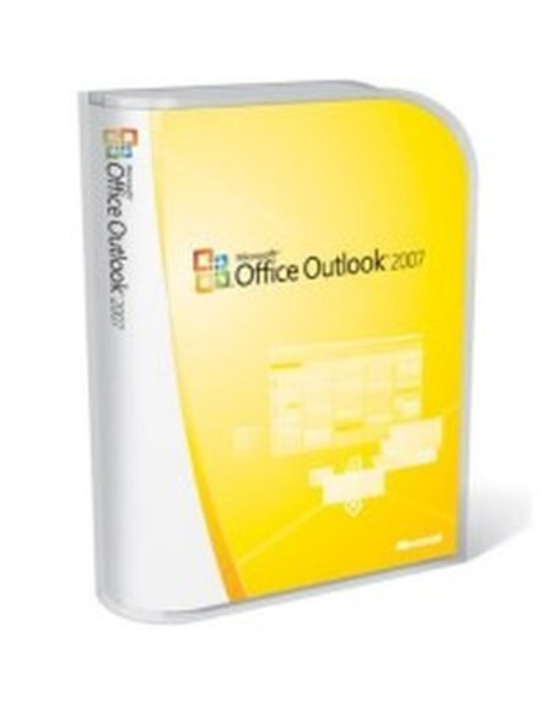 Microsoft Microsoft Office Outlook 2007