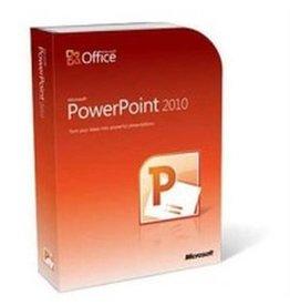 Microsoft Microsoft Office PowerPoint 2010