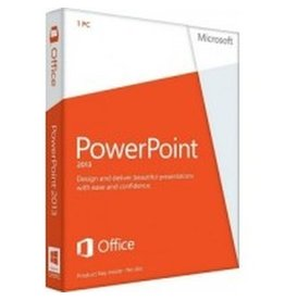 Microsoft Microsoft Office PowerPoint 2013