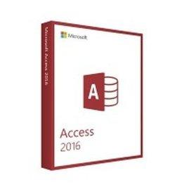 Microsoft Microsoft Office Access 2016