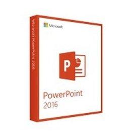 Microsoft Microsoft Office PowerPoint 2016