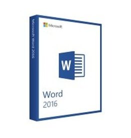 Microsoft Microsoft Office Word 2016