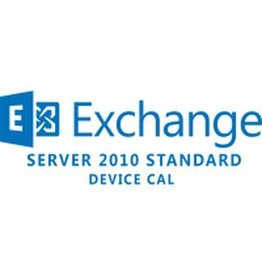 Microsoft Microsoft Exchange Server 2010 Device CAL