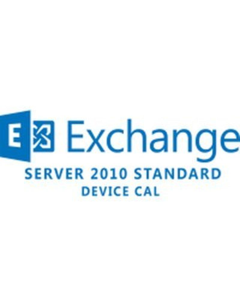 Microsoft Microsoft Exchange Server 2010 Device CAL