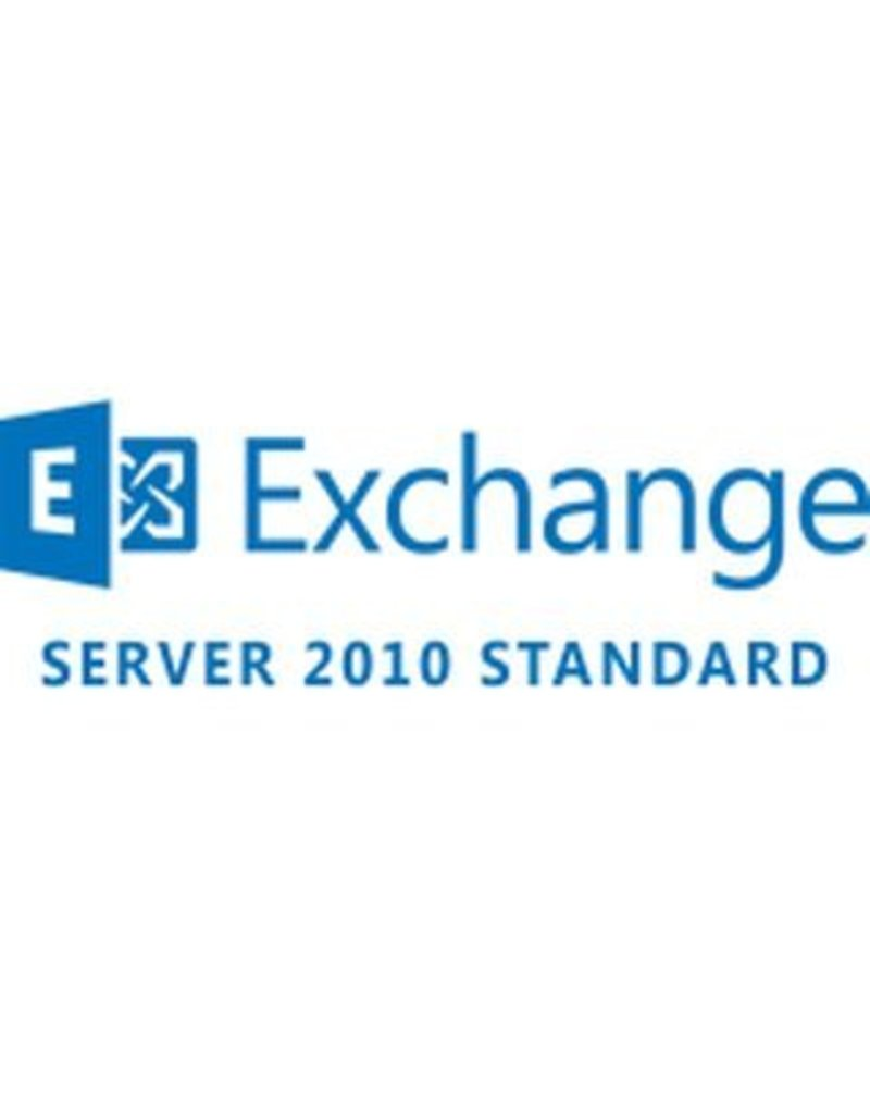 Microsoft Microsoft Exchange Server 2010 Standard