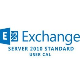 Microsoft Microsoft Exchange Server 2010 User CAL