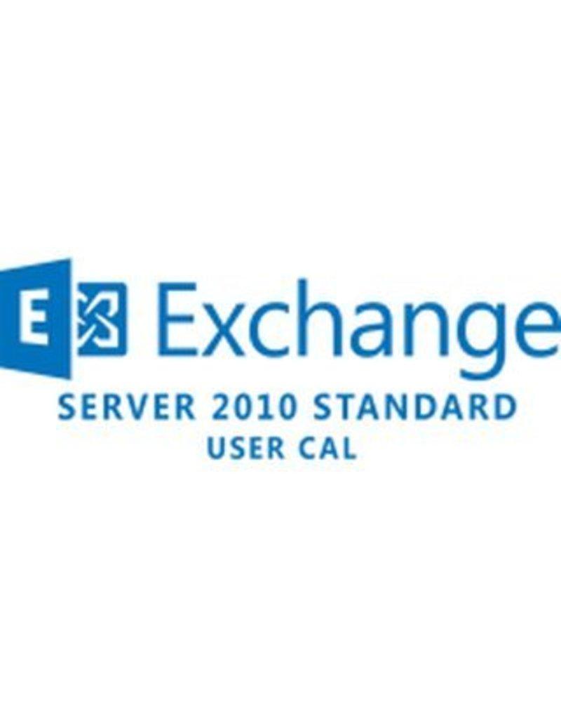 Microsoft Microsoft Exchange Server 2010 User CAL