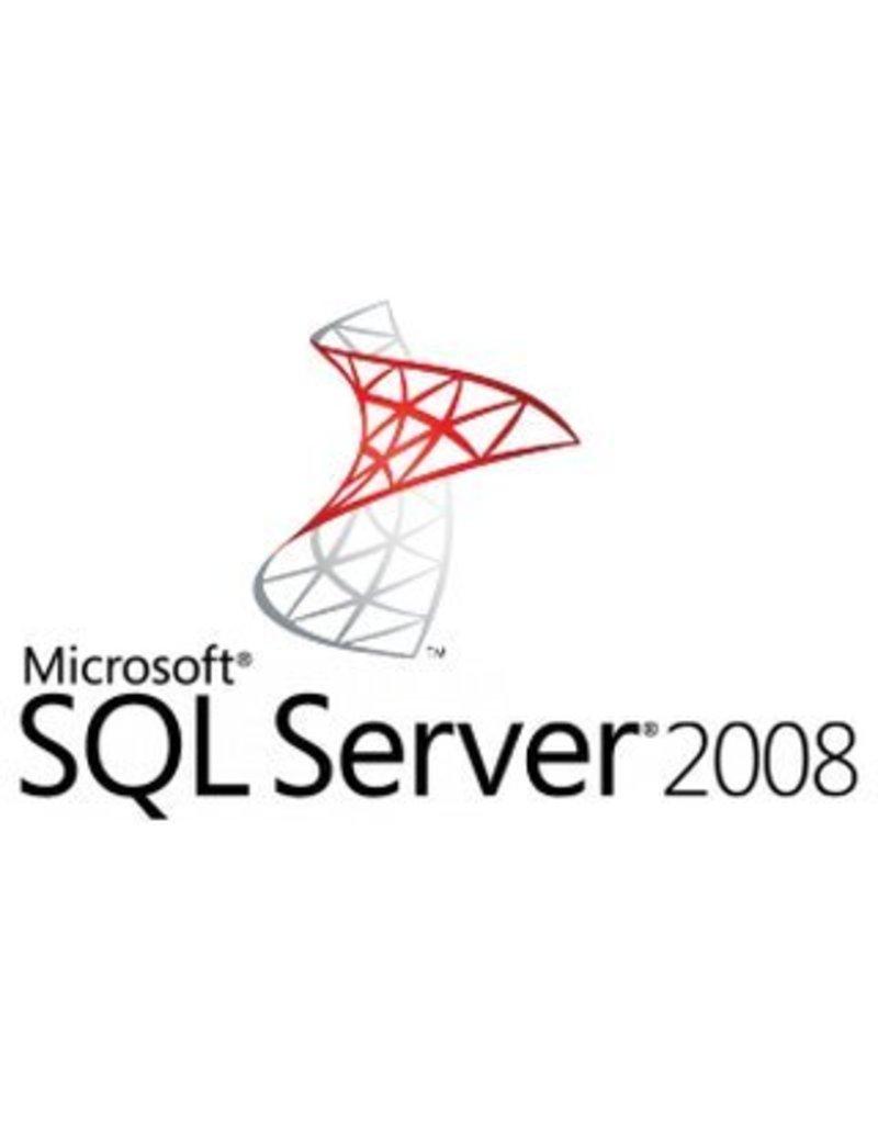 Microsoft Microsoft SQL Server 2008 User CAL