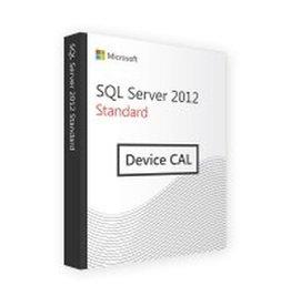 Microsoft Microsoft SQL Server 2012 Device CAL