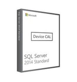 Microsoft Microsoft SQL Server 2014 Device CAL