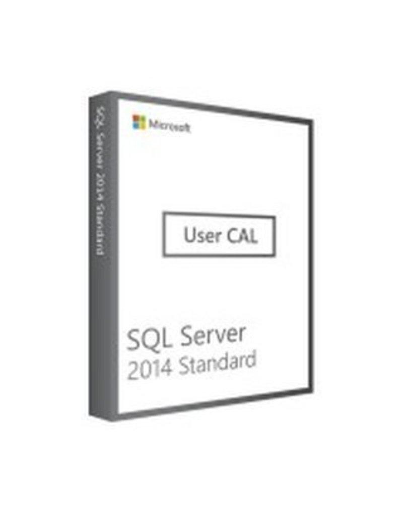 Microsoft Microsoft SQL Server 2014 User CAL