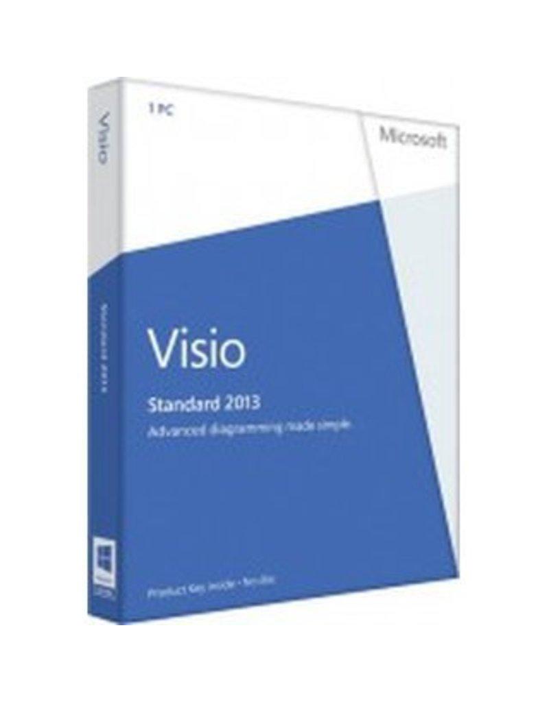 Microsoft Microsoft Visio 2013 Standard