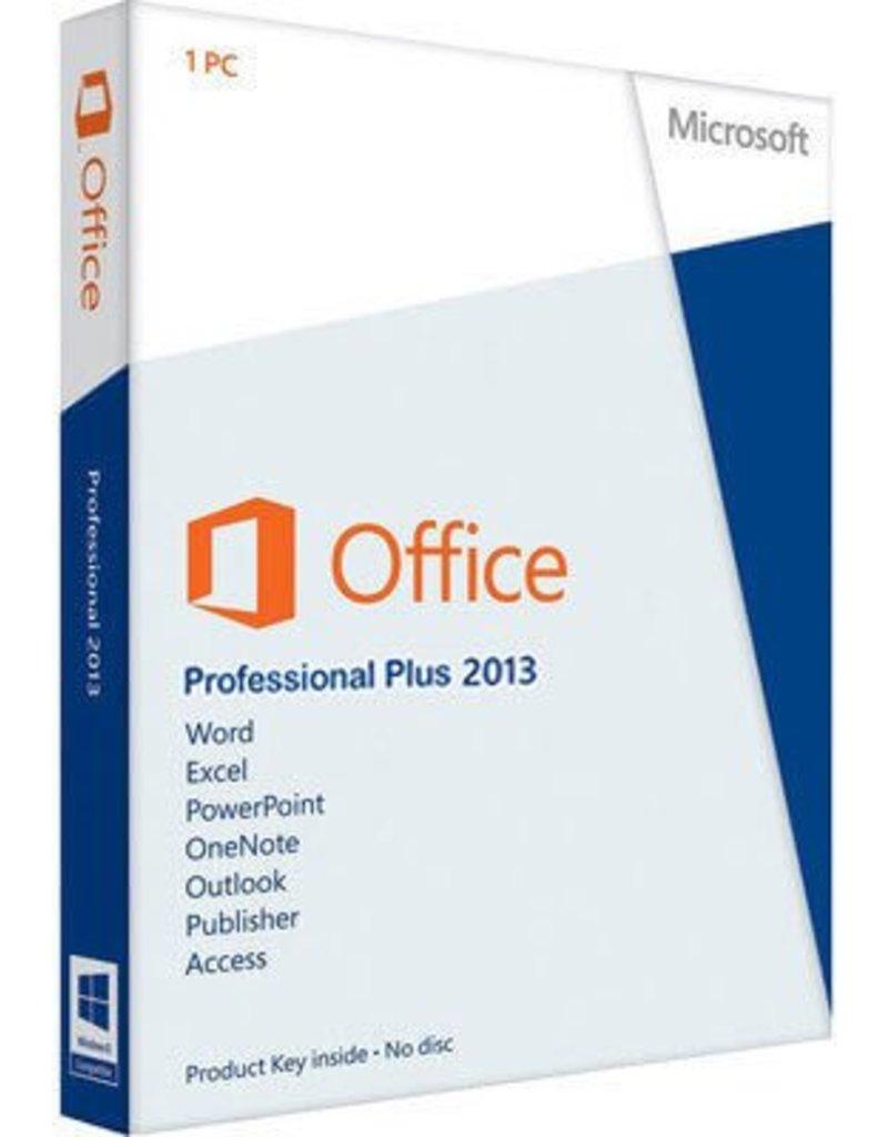 Microsoft Microsoft Office 2013 Professional Plus