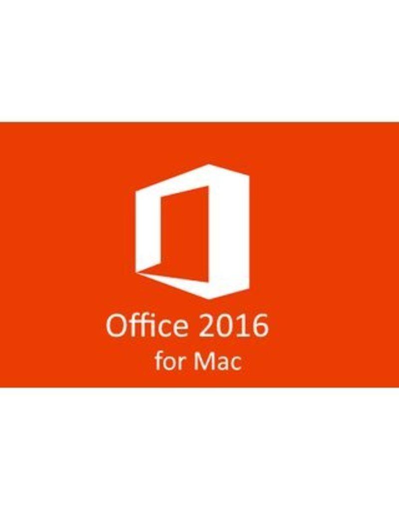 Microsoft Microsoft Office 2016 Standard für Mac