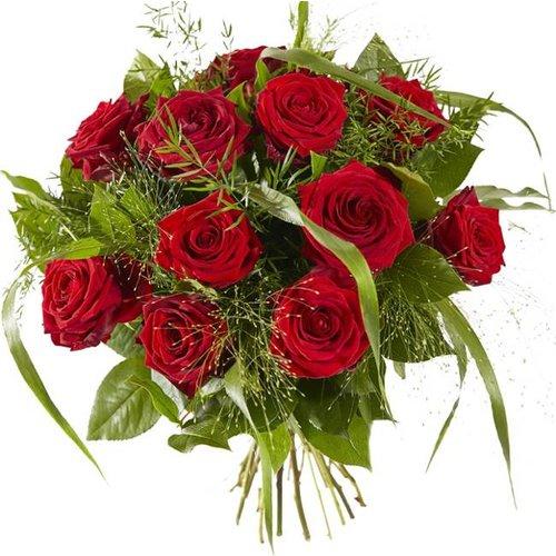 Super Bloemen voor Valentijn bestellen | Ron Bloemenweelde | Volendam  @JJ-32