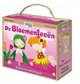 Sassi De Bloemenfeeën - Memory & boekje