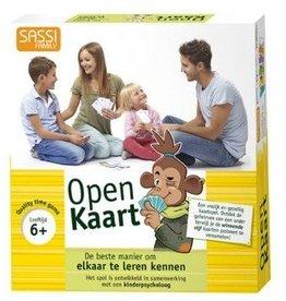 Sassi Open kaart
