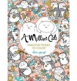 Lantaarn Publishers A Million Cats - Kleurboek