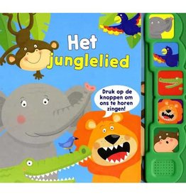 Het junglelied - Geluidenboek
