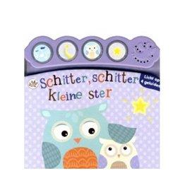 Schitter, schitter, kleine ster - Geluidenboek