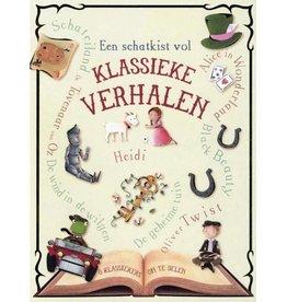 Sprookjesboek - Een schatkist vol klassieke verhalen
