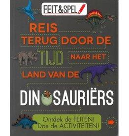 Dinosauriërs Feit & spel Activiteitenboek