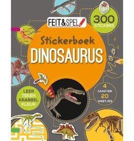 Sticker- & Activiteitenboek Dinosaurus