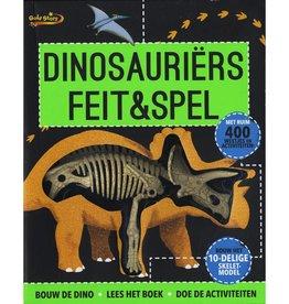 Feit & Spel Dinosauriërs kit