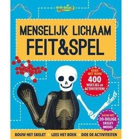 Feit & Spel Menselijk lichaam kit