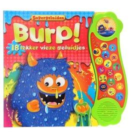 Burp! - Geluidenboek