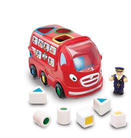 WOW Toys London Bus Leo