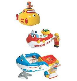 WOW Toys Bathtime Friends (Triple Pack)